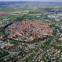 Nordlingen - orasul din crater
