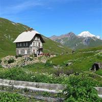 Cu Nikonul la drum.Trecatori in Valle d Aosta