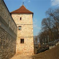 Turnul Lemnarului, Cetatea Braşovului. Jud. Braşov.