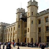 Corbii din Turnul Londrei