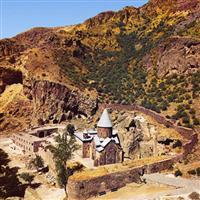 Armenia, Manastirea Geghard