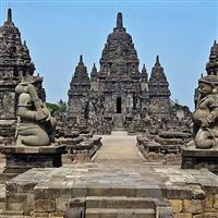 See the World (04) - Candi Sewu (Tommy55)