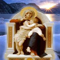 Nașterea Preasfintei Născătoare de DUMNEZEU...!
