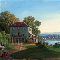 Vila Diodati-Locul in care s-a nascut romanul de groaza modern