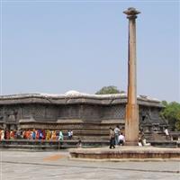 Locuri pe unde am fost-India, Karnataka, Belur
