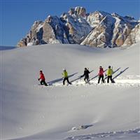 Cu Nikonul la skiat.Sella Ronda.Partea doua