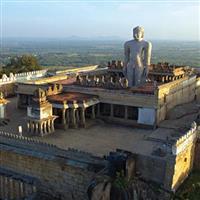 Locuri pe unde am fost-India, Karnataka, Shravanabelagola