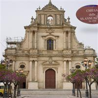 Catedrale si biserici din Ragusa