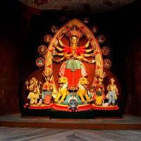 Locuri pe unde am fost-India, Calcutta, Durga Puja