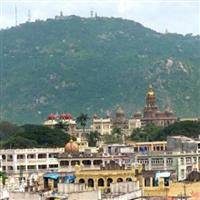 Locuri pe unde am fost-India, Mysore, Chamundi Hill