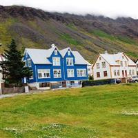 Isafjordur-Islanda