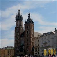 o raita prin Europa Centrala - 08 - la pas prin Cracovia - D