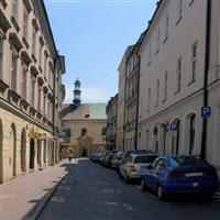 o raita prin Europa Centrala - 09 - la pas prin Cracovia - E