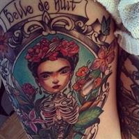 tatuajes pines y pinturas