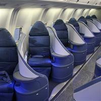 Luxul in companiile aeriene
