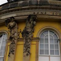 o raita prin Europa Centrala - 36 - la Potsdam - Sanssouci Palace B