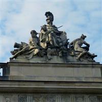 o raita prin Europa Centrala - 46 - la Berlin - la plimbare pe Unter den Linden L