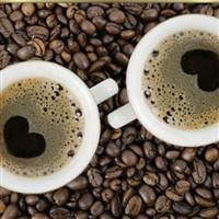 La o cafea...
