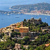 Eze - Perla Coastei de Azur