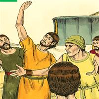 REMIX - Biblia Vechiul Testament Numerii Cap.13 Partea III-a