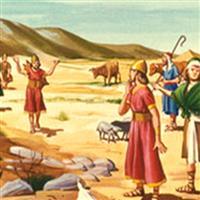 REMIX - Biblia Vechiul Testament Numerii Cap.20 Partea I