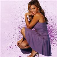 femeie de frumusețe în purpuriu(La Belleza de la mujer en el color purpura.)