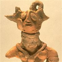 Civilizația Indusului. Harappa. Viata in figurine de teracota