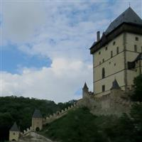 o raita prin Europa Centrala - 66 - castelul Karlstejn - A