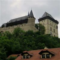 o raita prin Europa Centrala - 69 - castelul Karlstejn - D