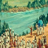 REMIX - Biblia Vechiul Testament Cartea lui Iosua Navi Cap. 3 Partea I