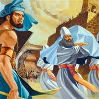 REMIX - Biblia Vechiul Testament Cartea lui Iosua Navi Cap. 6 Partea II-a