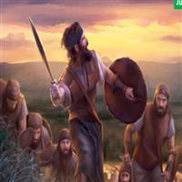 REMIX - Biblia Vechiul Testament Cartea Judecătorilor Cap. 7 Partea III-a