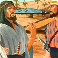 REMIX - Biblia Vechiul Testament Cartea Judecătorilor Cap. 8 Partea I