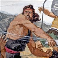 REMIX - Biblia Vechiul Testament Cartea Judecătorilor Cap. 15 Partea III-a
