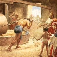 REMIX - Biblia Vechiul Testament Cartea Judecătorilor Cap. 16 Partea V-a