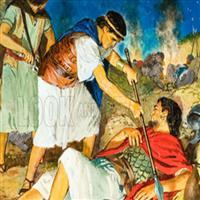 REMIX - Biblia Vechiul Testament Cartea I a Regilor Cap. 26 Partea II-a