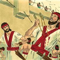 REMIX - Biblia Vechiul Testament Cartea a II-a Regilor Cap.11 Partea IV-a