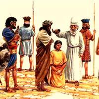REMIX - Biblia Vechiul Testament Cartea a III-a Regilor Cap.1 partea III-a