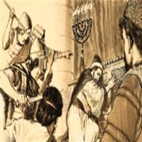 REMIX - Biblia Vechiul Testament Cartea a III-a Regilor Cap.2 partea II-a