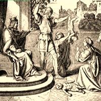 REMIX - Biblia Vechiul Testament Cartea a III-a Regilor Cap.3 partea V-a