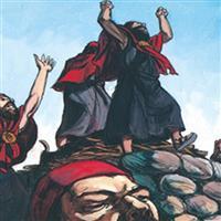 REMIX - Biblia Vechiul Testament Cartea a III-a Regilor Cap. 18 Partea III-a