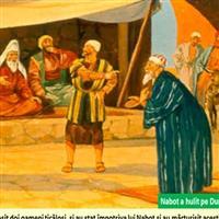 REMIX - Biblia Vechiul Testament Cartea a III-a Regilor Cap. 21 Partea III-a
