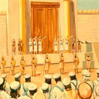 REMIX - Biblia Vechiul Testament Cartea a IV-a Regilor Cap. 11 Partea II-a