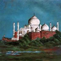 Taj Mahal-Picturi