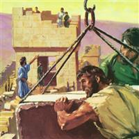 REMIX - Biblia Vechiul Testament Cartea I a lui Ezdra Cap. 3 Partea II-a