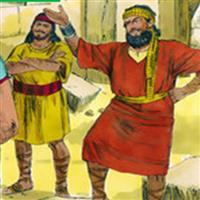 REMIX - Biblia Vechiul Testament Cartea I a lui Ezdra Cap. 4