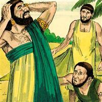 REMIX - Biblia Vechiul Testament Cartea lui Iov Cap.1 Partea II-a