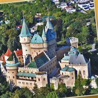 Slovakia (Bojnice Castle) - Steve ST-03