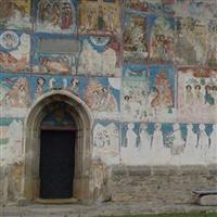 Patrimoniul UNESCO- Bisericile pictate din nordul Moldovei-I