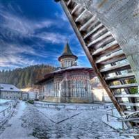 Patrimoniul UNESCO-Bisericile pictate din nordul Moldovei-IV